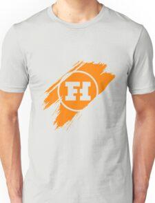 Funhaus brush stroke Unisex T-Shirt