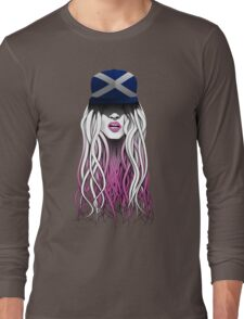 World Rebellion 2015 - SCOTLAND Long Sleeve T-Shirt