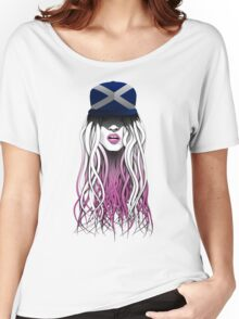 World Rebellion 2015 - SCOTLAND Women's Relaxed Fit T-Shirt