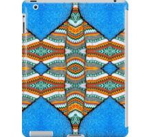 Terry Cloth and Textile Blanket iPad Case/Skin