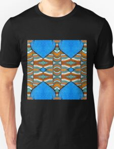 Terry Cloth and Textile Blanket Unisex T-Shirt