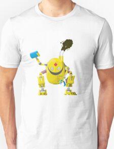 The Big Yellow Bot Unisex T-Shirt