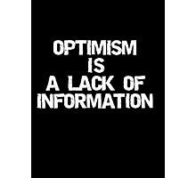 Optimism Photographic Print