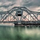 Hojack swingbridge - Rochester NY by mindrelic
