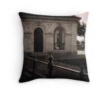 Hyde Park Throw Pillow