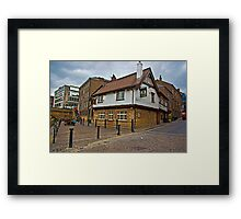 Kings Arms - Kings Staith - York Framed Print