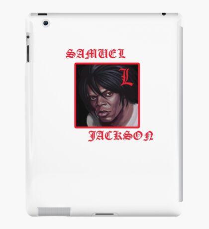 Samuel L Jackson iPad Case/Skin
