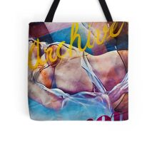 Vintage pin-up Tote Bag