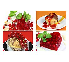 Red Currant Summer Sweeties Photographic Print