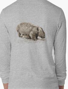 More Wombats Long Sleeve T-Shirt