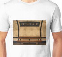 Le Metro - Concorde Unisex T-Shirt
