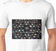 La Rose de la Sainte Chapelle Unisex T-Shirt