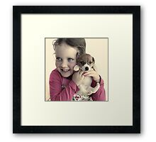 Everyone Has Their Favourite Favourite Framed Print
