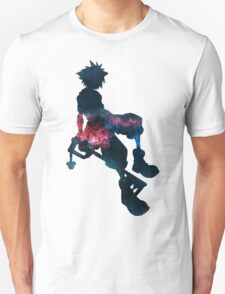 Sora, kingdom hearts~ Unisex T-Shirt