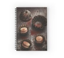 French macarons Spiral Notebook