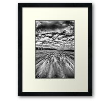 Shifting Sands Framed Print