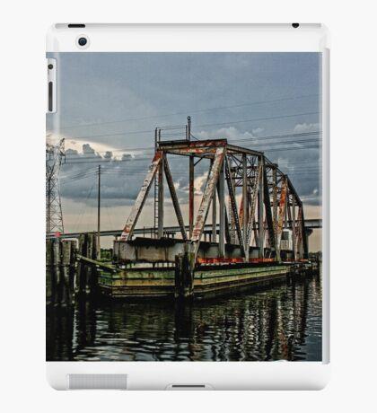 Railroad Bridge iPad Case/Skin