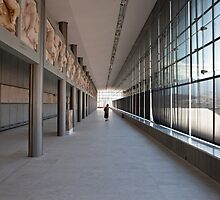 Athens New Archaeological Museum by Stefan Stuart-Fletcher