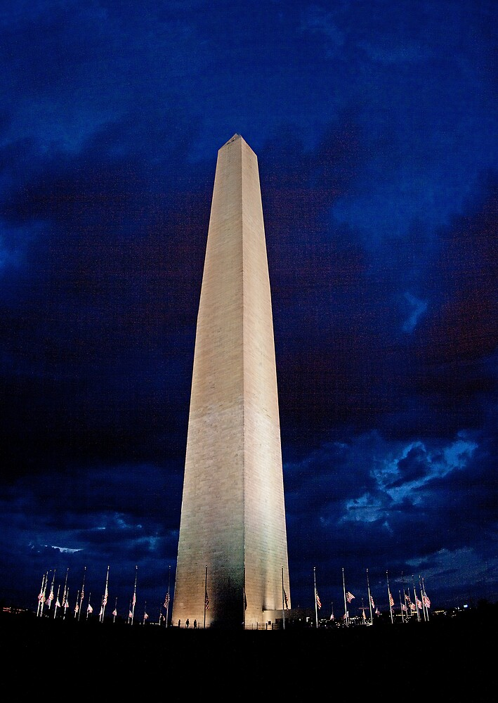 Washington Monument by MClementReilly