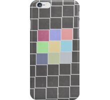 Colourful Cube Grid iPhone/Samsung Case iPhone Case/Skin