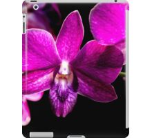Glowing Orchids iPad Case/Skin
