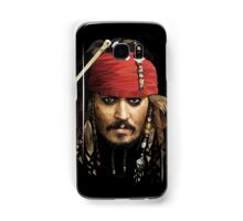 Captain Jack Sparrow Samsung Galaxy Case/Skin