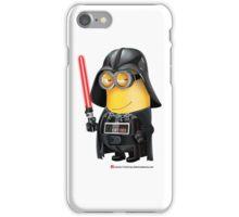 Minion Darth Vader iPhone Case/Skin