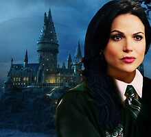 Slytherin Regina  by EvilRegality93