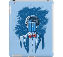 Who Is the Son of Time iPad Case/Skin
