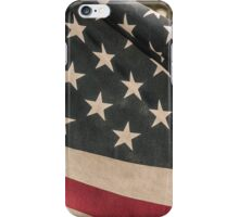 Pledge of the Flag iPhone Case/Skin