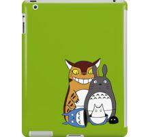 Totoroshka iPad Case/Skin
