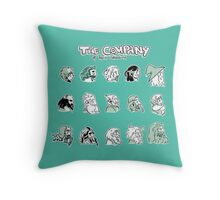 Company Throw Pillow