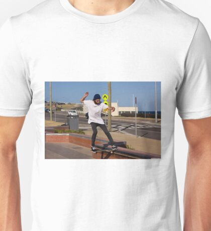 Nose Slide - Empire Park Skate Park Unisex T-Shirt