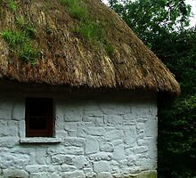Thatched Cottage - Bunratty Castle Grounds, Limerick, Ireland by ArtsGirl2