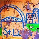 Street Canvas by AlbertStewart