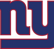 NY Giants Logo by kaseys