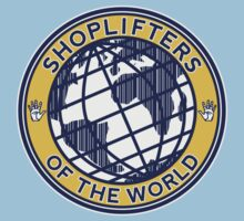 Shoplifters Of The World Kids Clothes