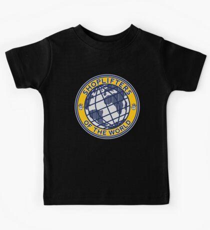 Shoplifters Of The World Kids Tee