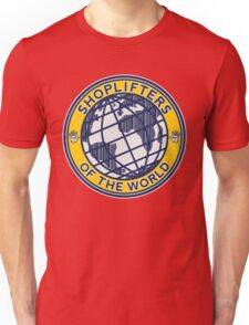 Shoplifters Of The World Unisex T-Shirt