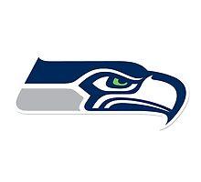 Seattle Seahawks Logo by kaseys