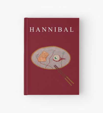 Hannibal Hardcover Journal