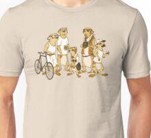 Hipster Meerkats Unisex T-Shirt