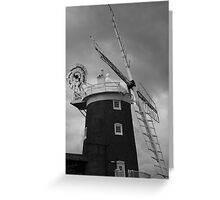 Cley Mill Greeting Card