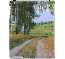 Early Evening in Late Summer iPad Case/Skin