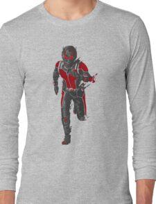 Ant-Man Vector Long Sleeve T-Shirt