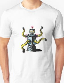Really Rad Retro Robot T-Shirt