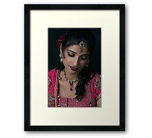 Shruti-II  Framed Print