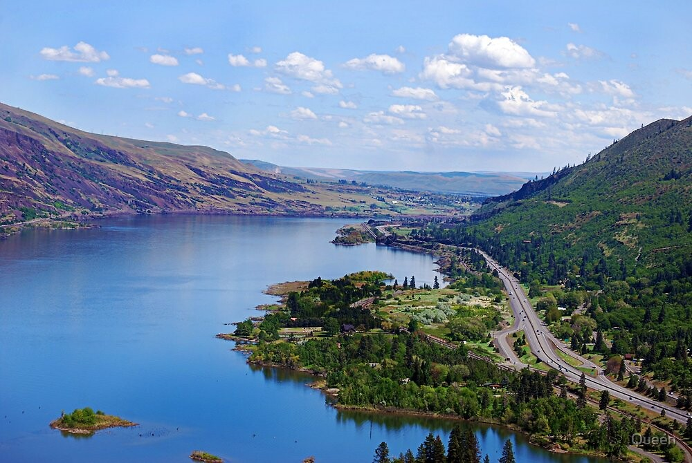 Up The Columbia River by Queen