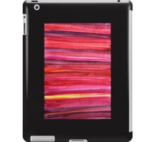 50 shades of Red iPad Case/Skin