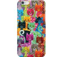 Pussies Galore 2 iPhone Case/Skin
